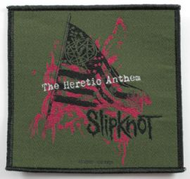 Slipknot - 'The Heretic Anthem' Woven Patch